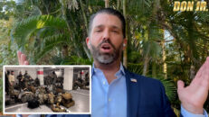 Joe Biden Gives Illegals Hotels While Our Troops Sleep on the Floor!