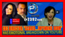 "CDC MELTS DOWN ON YOUTUBE; ""SCARED....IMPENDING DOOM - The Pete Santilli Show"