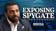 The Inside Story of How Spygate Was Uncovered—Lead Investigator Kash Patel Tells All