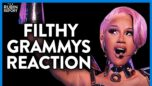 Grammys Shock with Blatant Pro-Riot Message & Cardi B Performance | DIRECT MESSAGE | Rubin Report