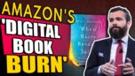 Author of book removed by Amazon SPEAKS OUT: 'Satire is becoming reality'