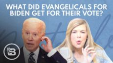Evangelicals for Biden: What Did You Get for Your Vote? | Relatable With Allie Beth Stuckey