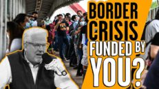 BORDER CRISIS: How YOUR tax dollars fund 'weigh stations' for migrants