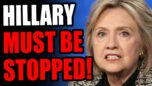 They Must BE STOPPED! Hillary Helps PUSH New House Resolution Attacking Free Speech & States!