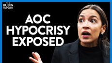 AOC Melts Down When Asked Why She Isn't Talking About Kids in Cages | DIRECT MESSAGE | Rubin Report