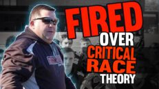 Dad fired for pushing back against Critical Race Theory brainwashing