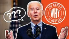 IS THIS ELDER ABUSE? Biden FORGETS Defense Secretary's Name | The News & Why It Matters | Ep 732