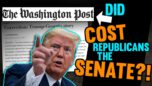 The Washington Post's Trump 'misquote' was FAR bigger than a simple mistake
