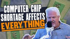 Here's how the computer chip shortage could affect YOUR daily life