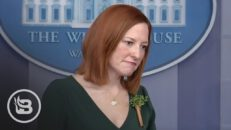 Jen Psaki Gets Frustrated As Multiple Reporters SLAM Her Over Crisis At Border