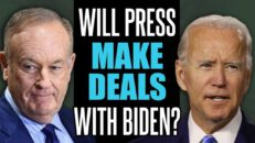 Bill O'Reilly predicts how the media will handle President Biden's FIRST press conference