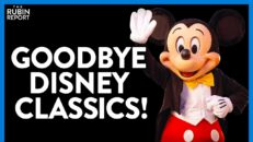 4 Disney Classic Films No Longer Available to Kids on Disney+   DIRECT MESSAGE   Rubin Report