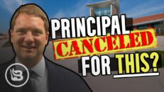 Principal SUING After Suspension For Warning Students About Cancel Culture | The Glenn Beck Program