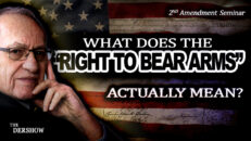 """What Does the """"Right To Bear Arms"""" Actually Mean? - The Dershow"""