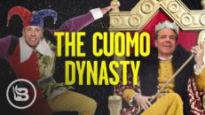 A Tale of Two Cuomos: The King of Corruption and His Nightly News Fool | Stu Does America