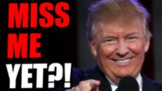 Trump COMES BACK SWINGING!! Dems PANIC As He Sets A Clear Path For 2022 & 2024!!