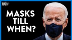 Biden's Bizarre Mask Prediction & Law to Fire Cops for Wrongthink | DIRECT MESSAGE | Rubin Report