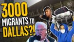 'REPREHENSIBLE': 3k Migrants Moving to Dallas WITHOUT Texas' Permission   The Glenn Beck Program