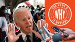 Biden LIMITS What Border Patrol Can Tell Media About Crisis | The News & Why It Matters | Ep 738
