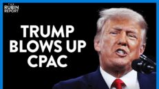 Trump 2024 Hints at CPAC & Racial Equity Ends Advanced Classes | DIRECT MESSAGE | Rubin Report
