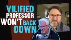 Vilified professor explains 'FRIGHTENING' critical race theory effects on kids' mental health