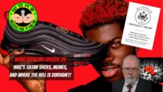 Nike's Satan Shoes, Memes And Where The Hell is Durham?! - WokeSocieties