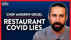 You Were Lied to About Danger of Indoor Dining (Pt. 2) | Andrew Gruel | POLITICS | Rubin Report