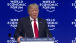 President Donald Trump Speaking at Davos 2018 (World Economic Forum)