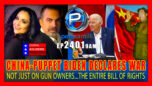CHINA-PUPPET JOE BIDEN DECLARES WAR ON THE U.S. CONSTITUTION - The Pete Santilli Show Ep.2401