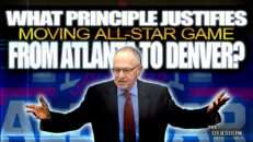 What Principle Justifies Moving All-Star Game from Atlanta to Denver? - The Dershow