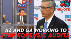 Forensic Audit Obstruction in Arizona and Georgia - RedPill78 The Corruption Detector
