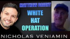 Matthew Brient Discusses White Hat Operation with Nicholas Veniamin