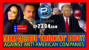 TRUMP CALLS FOR UNRELENTING BOYCOTT AGAINST ANTI-AMERICAN COMPANIES - The Pete Santilli Show