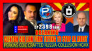 "SHADY CIA-FRONT LAW FIRM BEHIND CLINTON ""RUSSIA-COLLUSION"" NARRATIVE TRYING TO THWART ARIZONA AUDIT - The Pete Santilli Show"