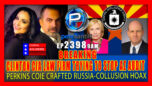 """SHADY CIA-FRONT LAW FIRM BEHIND CLINTON """"RUSSIA-COLLUSION"""" NARRATIVE TRYING TO THWART ARIZONA AUDIT - The Pete Santilli Show"""