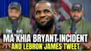 Ma'Khia Bryant Incident And Lebron James Tweet - HodgeTwins