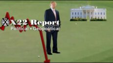 Offensive Gaining Strength, Message Received, In The End The Patriots Win - X22 Report Ep.2448b