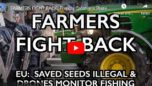 👊FARMERS FIGHT BACK👈 French, Croatians Protest Seed Law & Takeover of Food