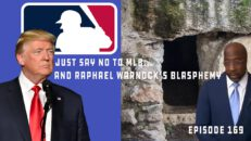 """Trump Calls For Boycott of MLB & Others, """"Reverend"""" Warnock Says We Can Save Ourselves? - Drew Berquist Live"""