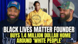 Black Lives Matter Founder Buys 1.4 Million Dollar Home Around 'WHITE PEOPLE' - HodgeTwins