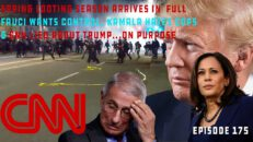 Calls To Abolish The Police Resume As The Spring Riot Season Kicks Off, CNN Caught On Tape - Drew Berquist Live Ep.175