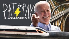 Biden's High-Speed Rail to Infrastructure | 4/8/21