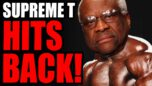Clarence Thomas IS BACK! Strikes FEAR Into Big Tech Oligarchs! Change IS COMING?!