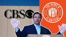 Did CBS DECEPTIVELY Edit Gov. DeSantis in Publix Accusations?   The News & Why It Matters   Ep 751