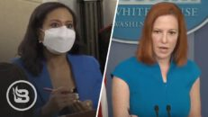 Reporters SLAM Biden for Chauvin Trial Comments, Leave Psaki Panicking for Damage Control