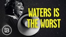 Exposing Maxine Waters' Long History of Inciting Mobs | Stu Does America