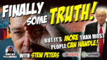 FINALLY SOME TRUTH! But It's More Than Most People Can Handle! EPIC Stew Peters Must See Video! - James Red Pills America