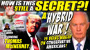 Is Genl. McInerney Q...?! Plus Genl. McInerney Details Hybrid War Being Waged Against Conservatives - James RedPills America