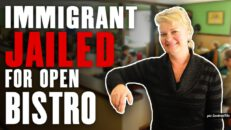 """CHILLING: Immigrant JAILED for open business warns we're facing """"1983 Poland"""""""