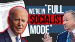 Bill O'Reilly explains why Biden's $2 trillion jobs bill means FULL SOCIALISM MODE
